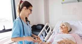 auxiliar de enfermería cuidadora