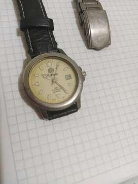 Reloj suizo Dimario en titanio