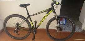 Vendo bicicleta topmega sunshine rodado 29