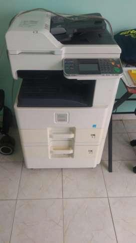 Vendo Fotocopiadora Kyocera