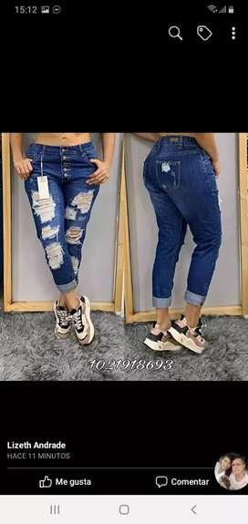 Vendo pantalón  talla 14 para mujer