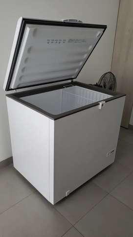 Congelador Whirpool XEH11CDXGW 310 LITROS 11 PIES