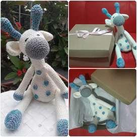 Amigurumi- muñecos tejidos en crochet