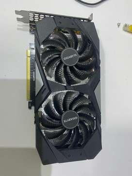 Gtx 1660 gigabyte 2 ventiladores