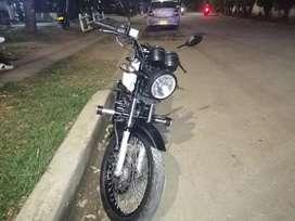 Se vende moto AK NKDR 125 excelentes condiciones