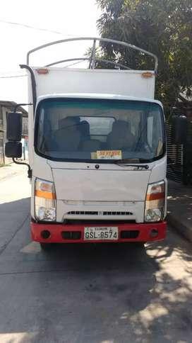 Vendo camión JAC 2015 de 3.5 toneladas