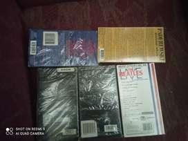 Conciertos en vivo VHS
