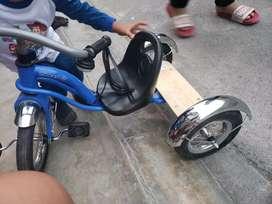 Triciclo scoop niño