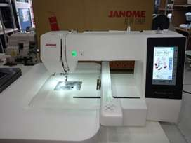 Bordadora Janome Mc 500 E