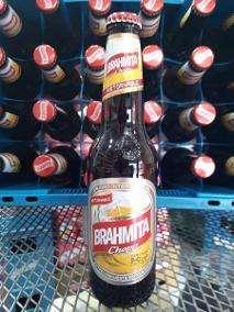 Envases Cerveza Porron Brahma 340 Cc Retornables Vacios