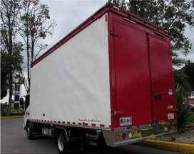 Trasteos Camiones totalmente sellados para Mudanzas