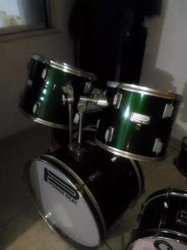 LINDA BATERIA POWER BEAT GANGAZO