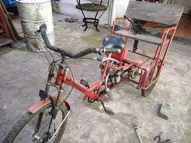 Bici 3 ruedas