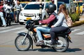 Conductor de moto ( Mototaxista )