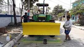 Palas para tractores agrícolas