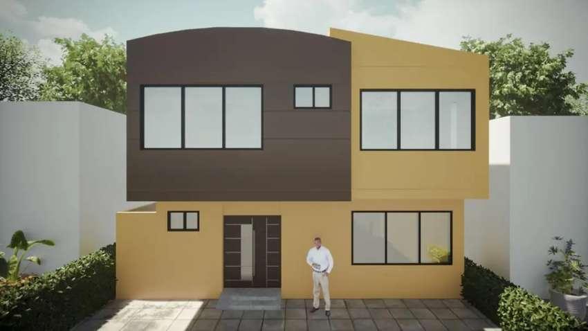Casa Venta Portón del Río Vicriel 3D 125m2 0