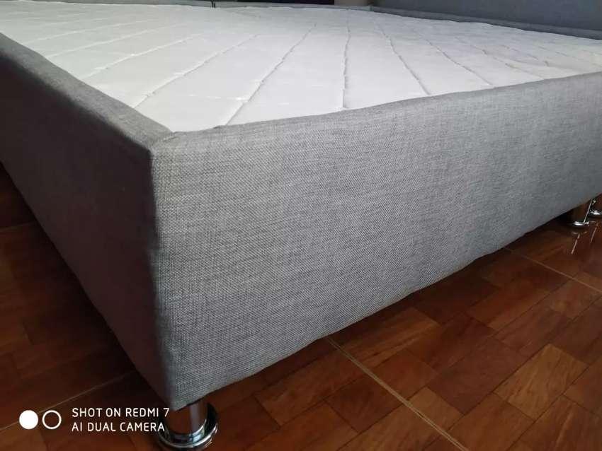 Base cama dividida disponible en todas las medidas entrega inmediata 0