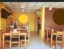 Venta de restaurante en Alborada quinta etapa cerca centro comercial Plaza Mayor, norte de guayaquil
