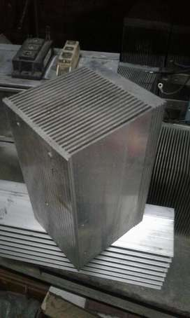 Dicipador de Calor de Aluminio Grandes