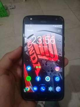 Vendo o permuto Motorola Moto X4 por mayor, pongo diferencia.