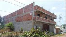 Vendo edificación de un Hotel