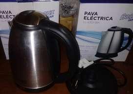 Disponible pava electrica