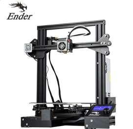 Impresora 3d Ender 3 Pro cVidrio origina