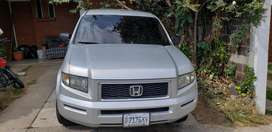 Pick up Honda Ridgeline