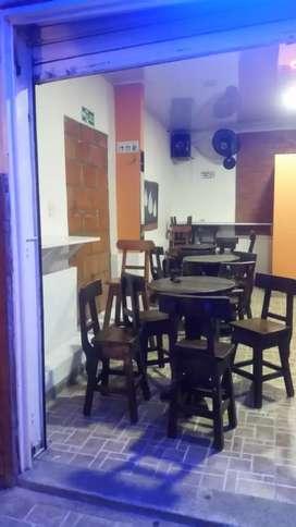 Cafetería y taberna
