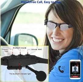 Aprovecha Gafas de sol Bluetooth Gafas de sol de música inalámbricas deporte al aire libre Auriculares