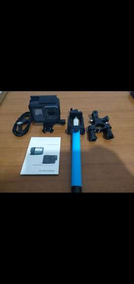 GO PRO HERO 5 BLACK IMPECABLE