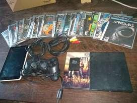 Play Station 2, Juegos Y Tablet Philco