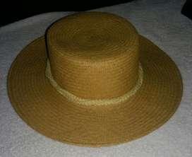 Sombrero Andaluz Unisex Cuenca Ecuador Sellado S/uso