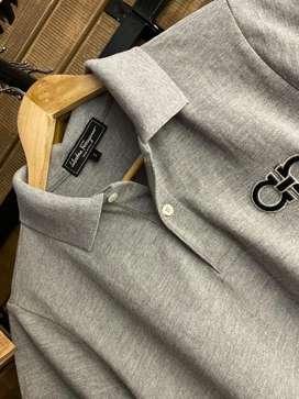 Camisetas tipo polos salvatore ferragamo