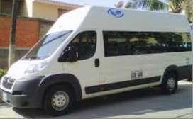 Transporte especial buses y busetas
