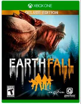 EARTH FALL XBOX ONE