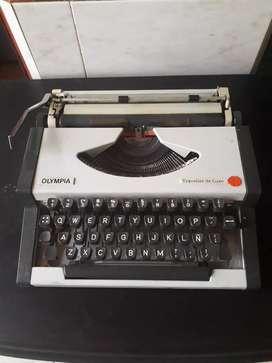 Vdo.maquinas de escribir