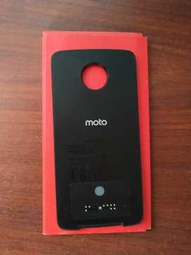 Moto mod batería