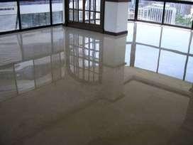 Cristalizacion de pisos: Marmol, marmetone, baldosa o cualquier piedra