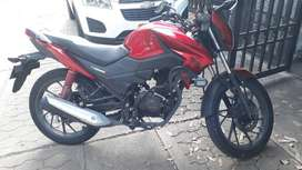 MOTOCICLETA HONDA CB125F