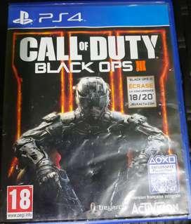 Call of duty BLACK OPS III + DISCO DE FIFA DE REGALO