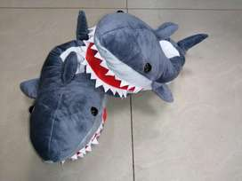 Pantuflas babuchas tiburon