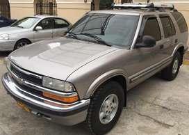 Chevrolet Blazer Full Equipo Hermosa..!