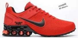 Tenís Nike Air burbuja Dama y caballero