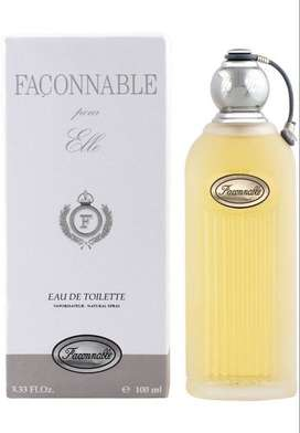 Perfume Faconnable Pour Elle 100ml Mujer Eros