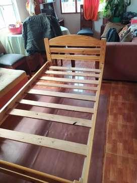 Base cama + colchon