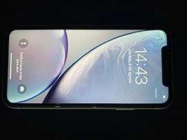 iphone XR 128 gb usado (muy poco tiemoo de uso)