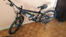 Vendo bicicleta Venzo rodado 24 para niño