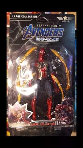 Spiderman figura de acción