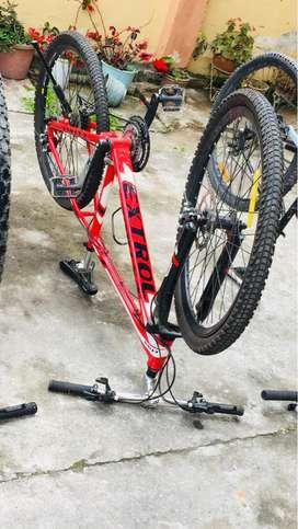 Bicicleta Poco Uso